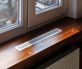 Вентиляционная решетка 60*480