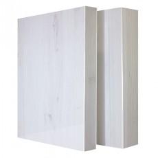 Белый дуб глянец - Crystallit